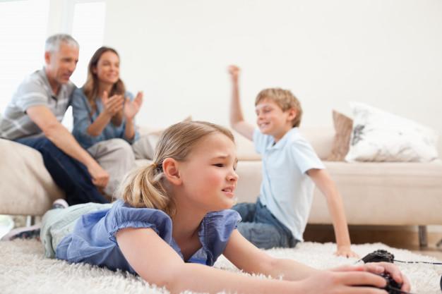Jeux vidéo : le rôle des parents