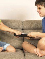 Quelle est la place des parents dans les disputes entre enfants ?