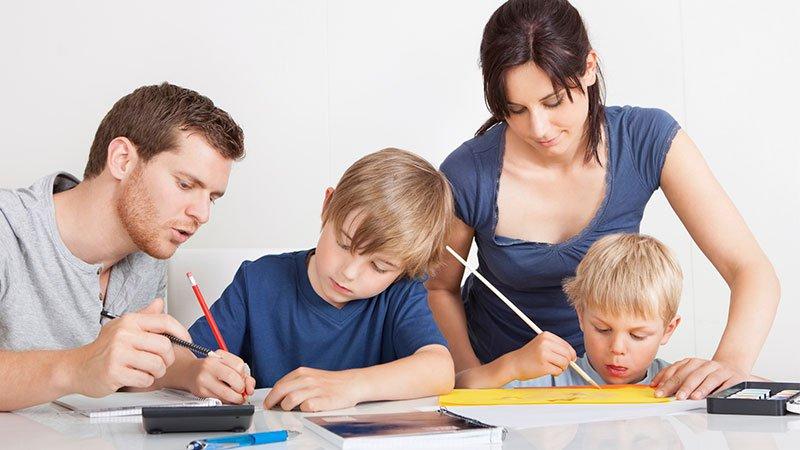 Comment s'entendre sur l'éducation des enfants ?