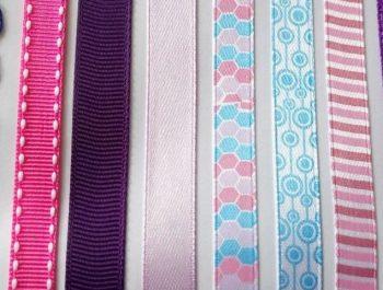 DIY avec des rubans décoratifs