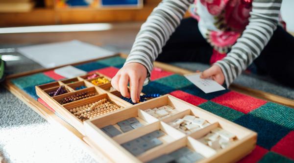 À la découverte de la pédagogie Montessori
